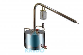 Дистиллятор «Экспресс» с сухопарником 22 литра
