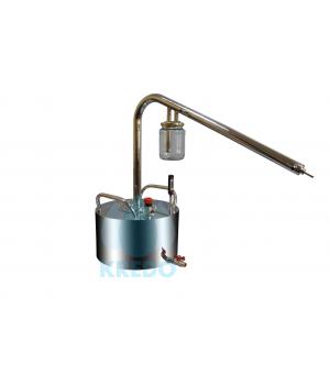 Дистиллятор «Экспресс» с сухопарником 16 литров