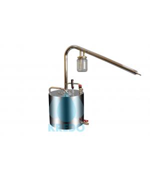 Дистиллятор «Экспресс» с сухопарником 28 литров