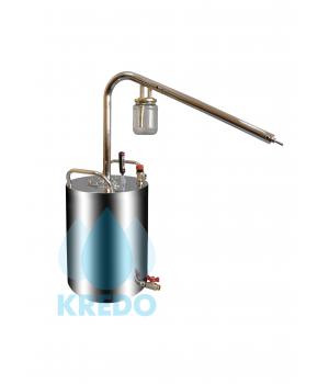 Дистиллятор «Экспресс» с сухопарником 44 литра